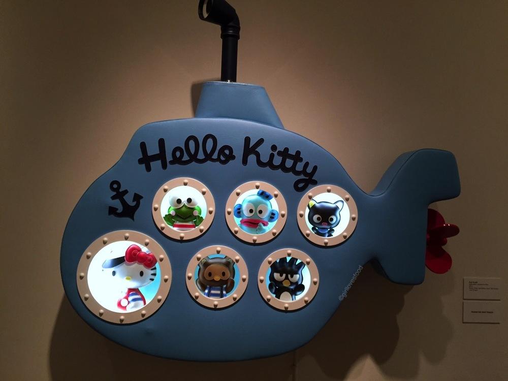 Paul Frank x Hello Kitty
