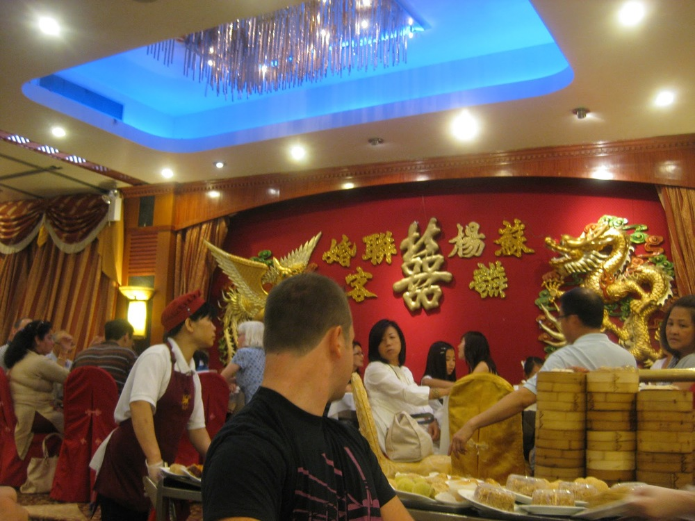 golden dragon china town new york interior