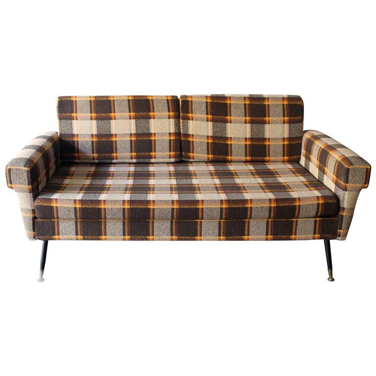 Italian 1950\'s Sofa Bed — Novecento Antiques