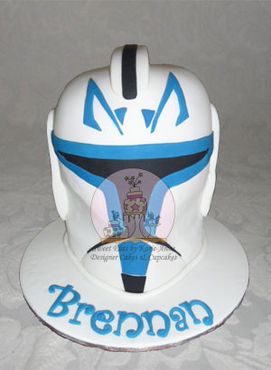 Star Wars Clone Cake
