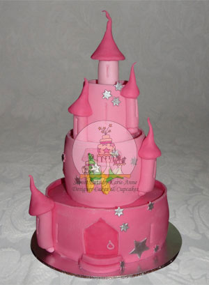 fairy castle wedding cake pictures childrens sweet eats by karie 14092