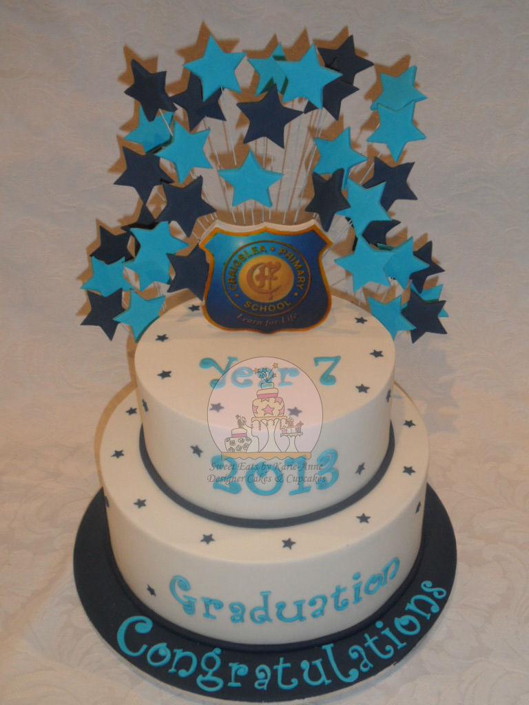 Craigslea 2013 Graduation Cake