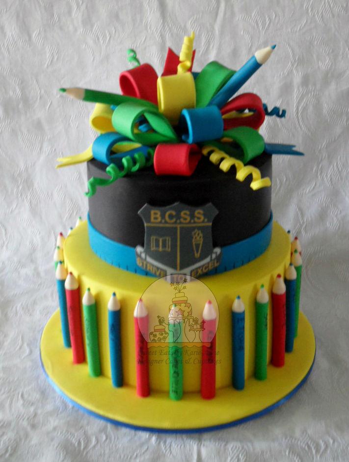 BCSS Graduation Cake