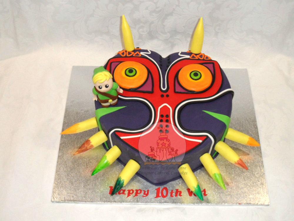 Zelda Majora's Mask Cake