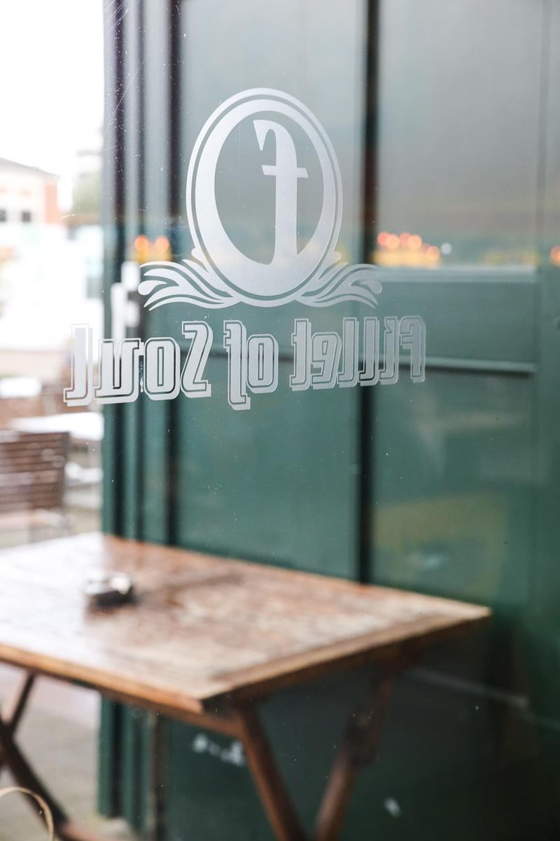 Fillet of Soul, Restaurant Hamburg, Deichtorhallen. Florian Papst und Patrick Gebhardt. © Susanne Baade, SUSIES LOCAL FOOD HAMBURG
