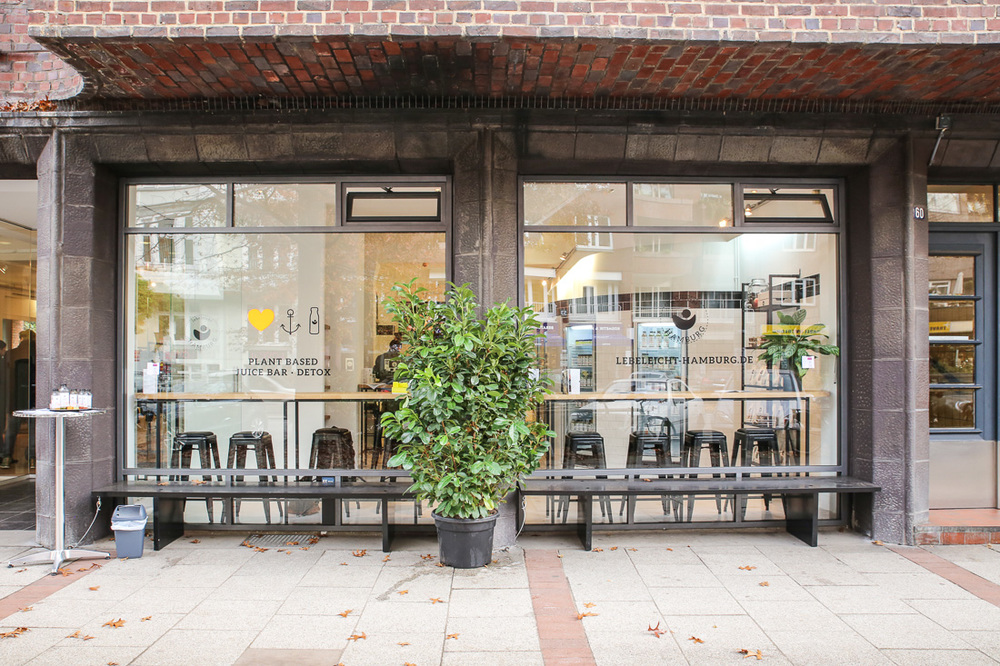 lebeleicht Hamburg Eppendorf, Juice Bar, Saftbar, Detox. ©Susanne Baade, SUSIES LOCAL FOOD
