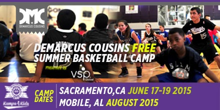 DEMARCUS COUSINS CAMP!!!