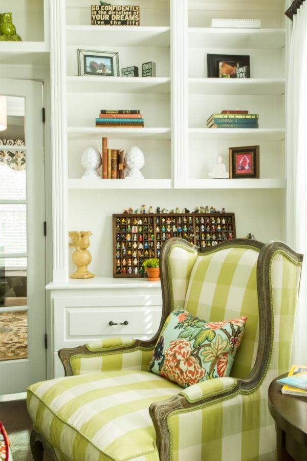 Outdoor living interior design