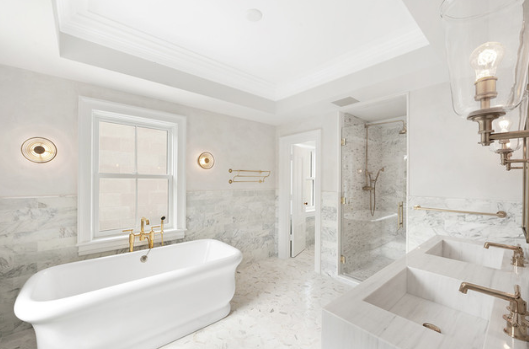 Bathroom Trends 2019 Art Deco Influence
