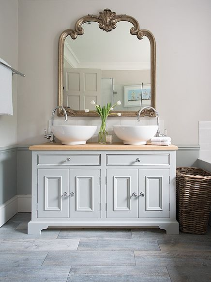 bathroom trends 2019 statement mirror