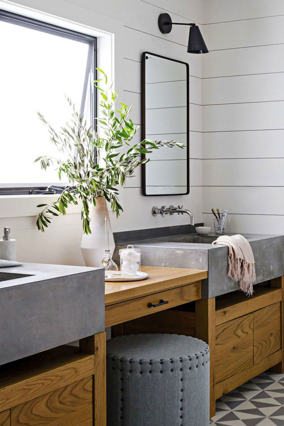bathroom trends 2019 modern farmhouse