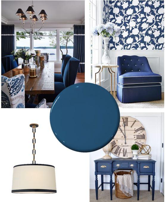 Bee's Knees Interior Design Delft Blue