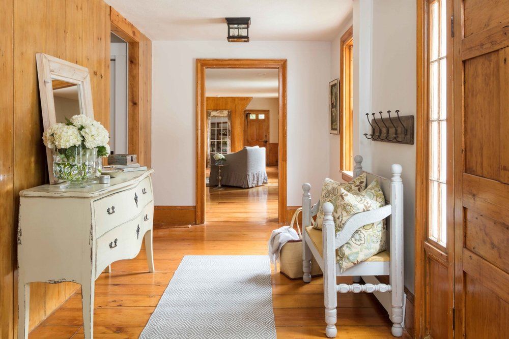 Cape Cod Interior Design