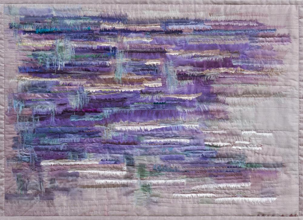 """Waterfall, 27.5"""" x 37.5"""""""