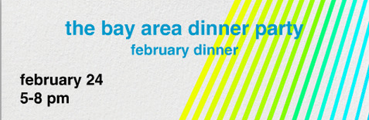 Contact bayarea@thedinnerparty.org to find out more and attend.