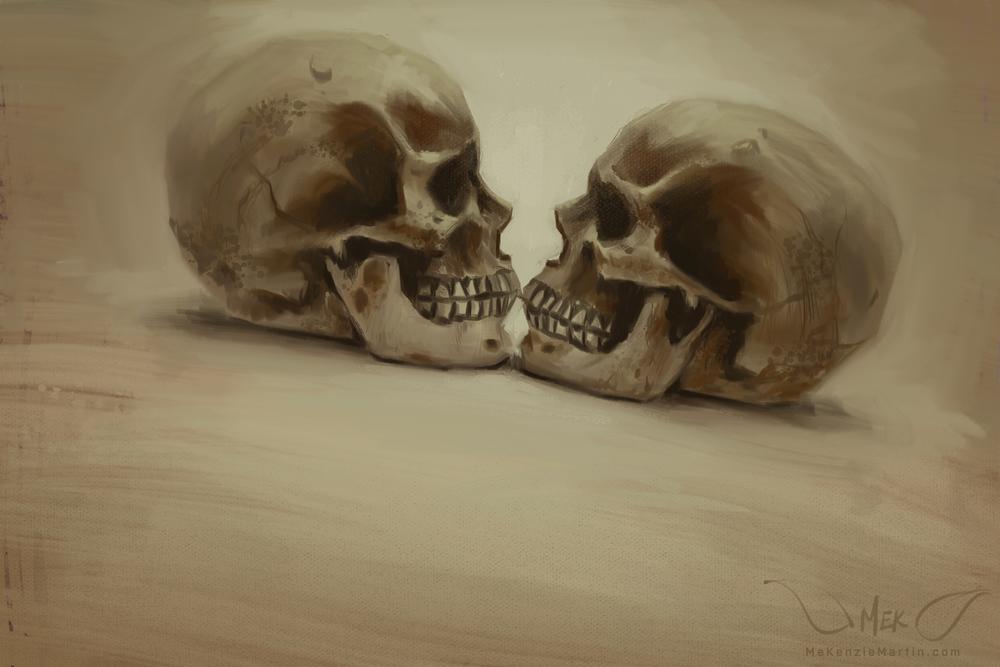 Study of Skulls