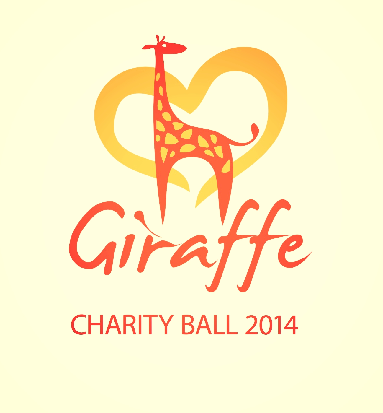 Giraffe Charity Ball