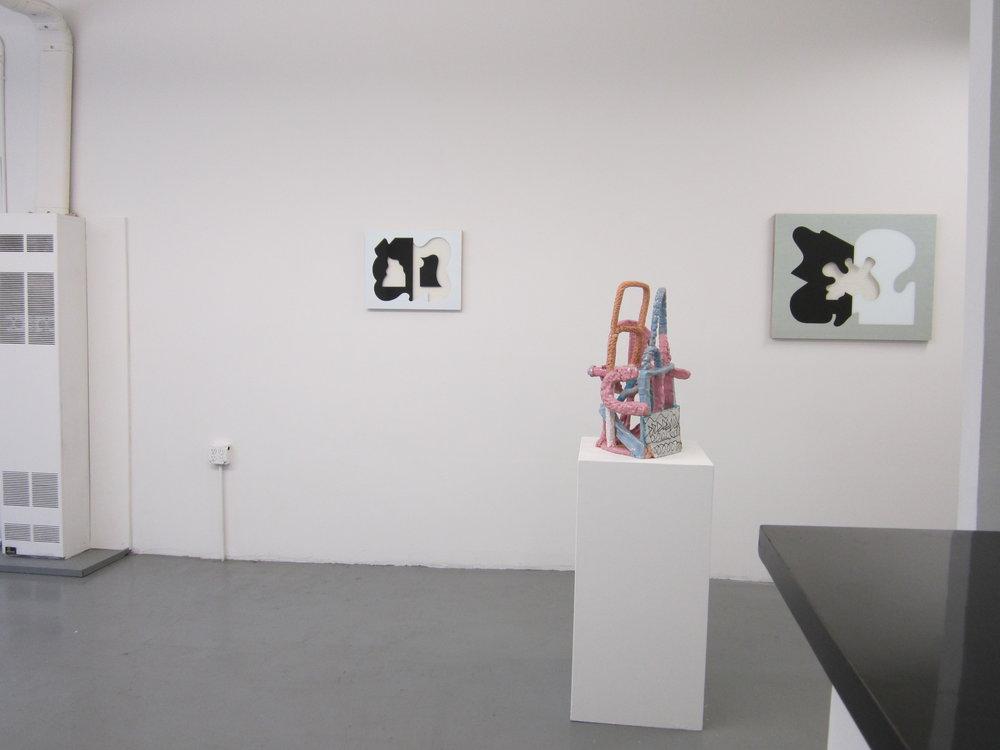 Make, Work- CourtneyBlades Gallery, Chicago Illinois, 2011