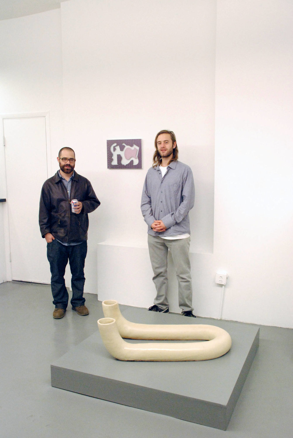 Make, Work- CourtneyBlades Gallery, Chicago Illinois, 2011 (two person show with Luke Armitstead)