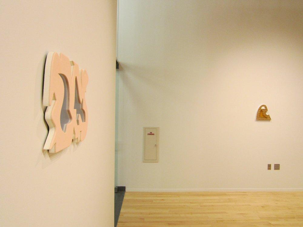 Low-Relief, School of the Art Institute of Chicago, 2012