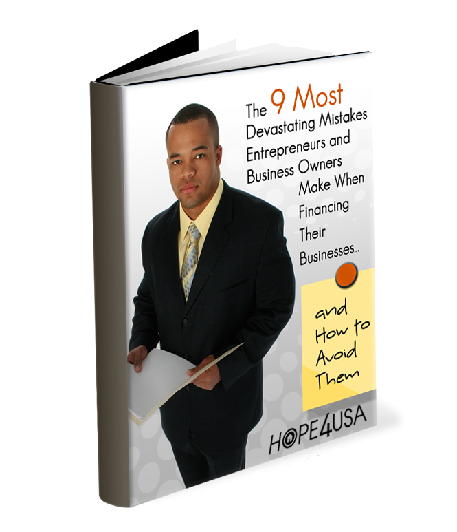 eBook Cover - The 9 Most Devastating Mistakes Entrepreneurs and Business Owners Make.jpg