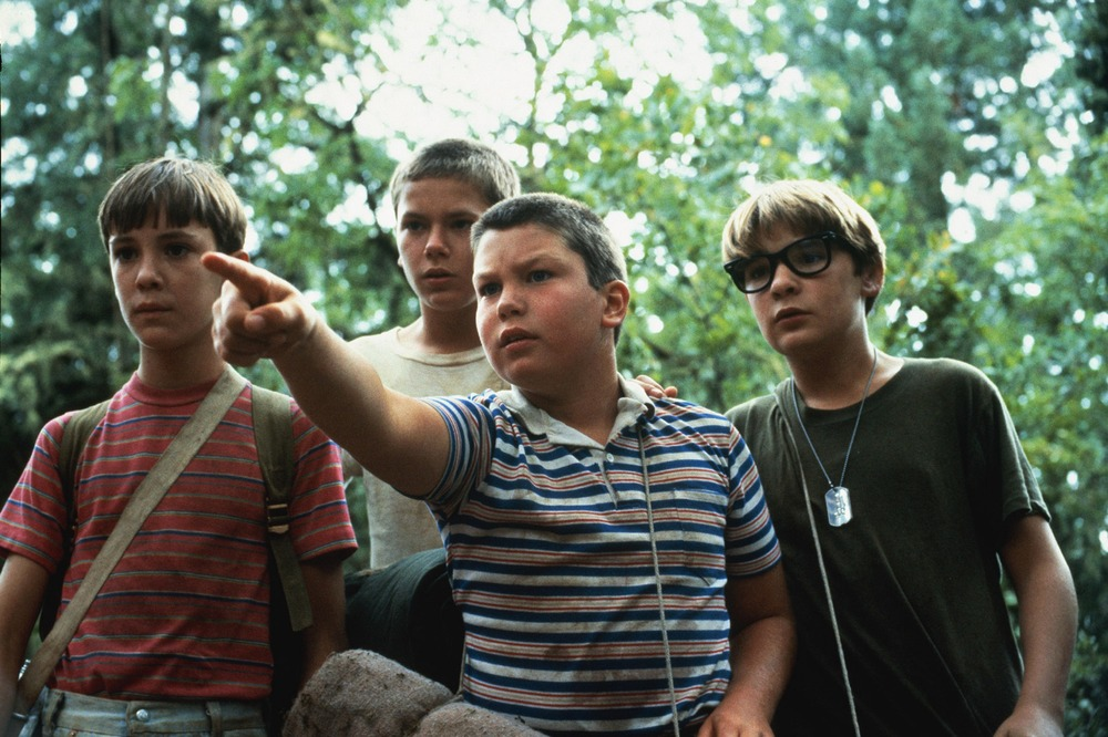 Stand By Me, 1986, Columbia Pictures