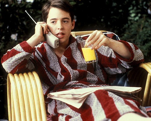 Ferris Bueller's Day Off , Paramount Pictures, 1986