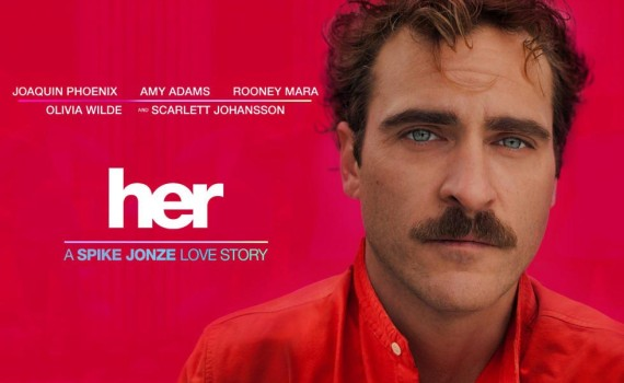 Her , Annapurna Pictures/Warner Brothers Pictures, 2013