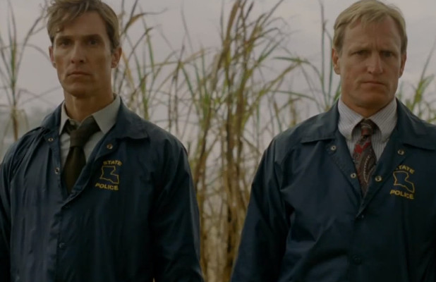 Matthew McConaughey & Woody Harrelson in HBO's masterful True Detective