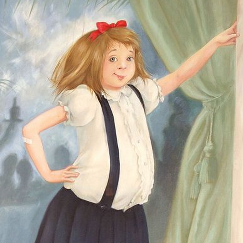 """  Lena Dunham and the Original Precocious Girl: Eloise""   theMid.com  March 2015"