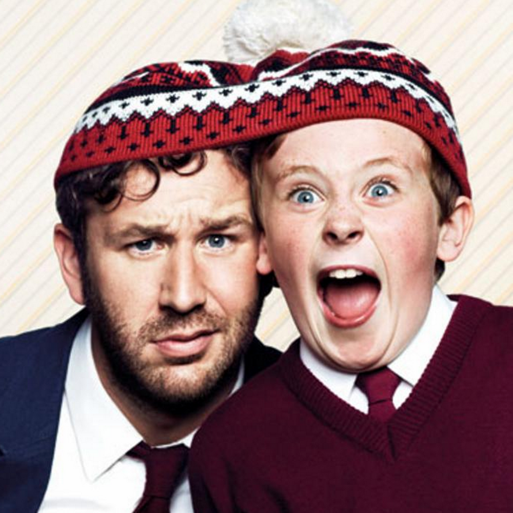 """Moone Boy: The Blunder Years"" and ""The Imaginary"" New York Times Book Review May 2015"