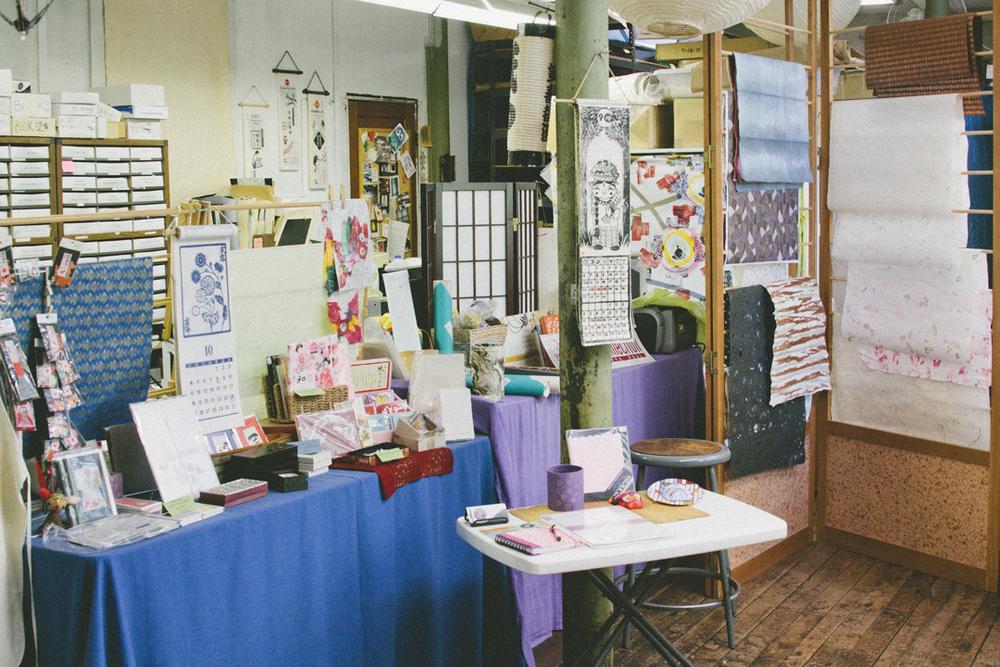 PaperConnection Shop Tour with Print Club Ltd. www.jointheprintclub.com