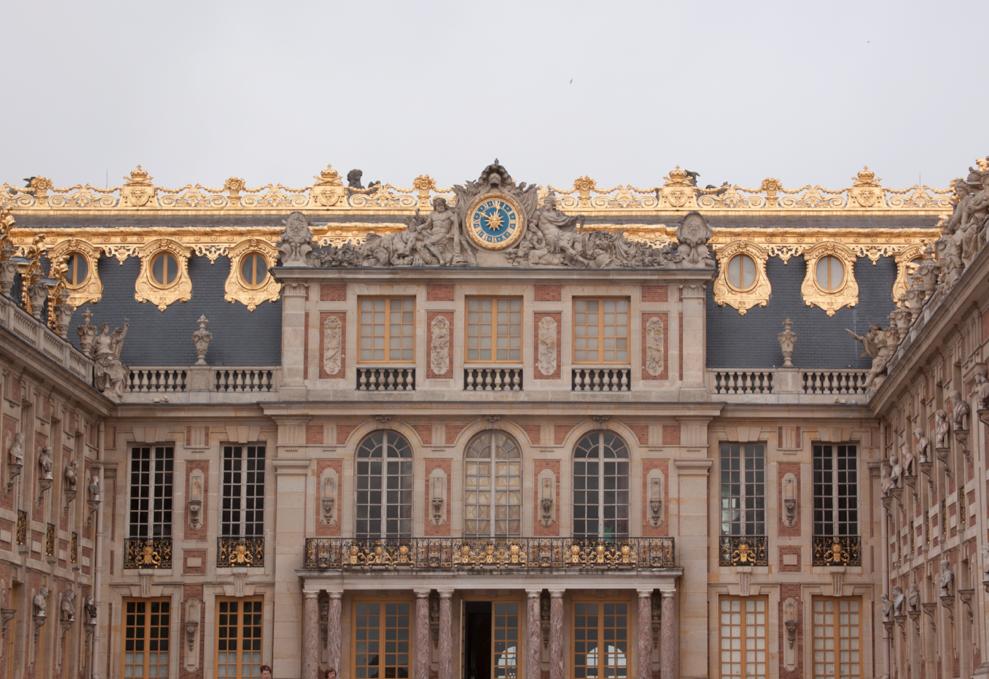 Print Club Ltd. visits Versailles www.jointheprintclub.com