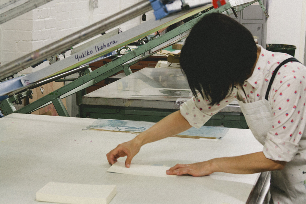 Studio Visit: Sonsoles Print Studio, London on the Print Club Ltd. Journal