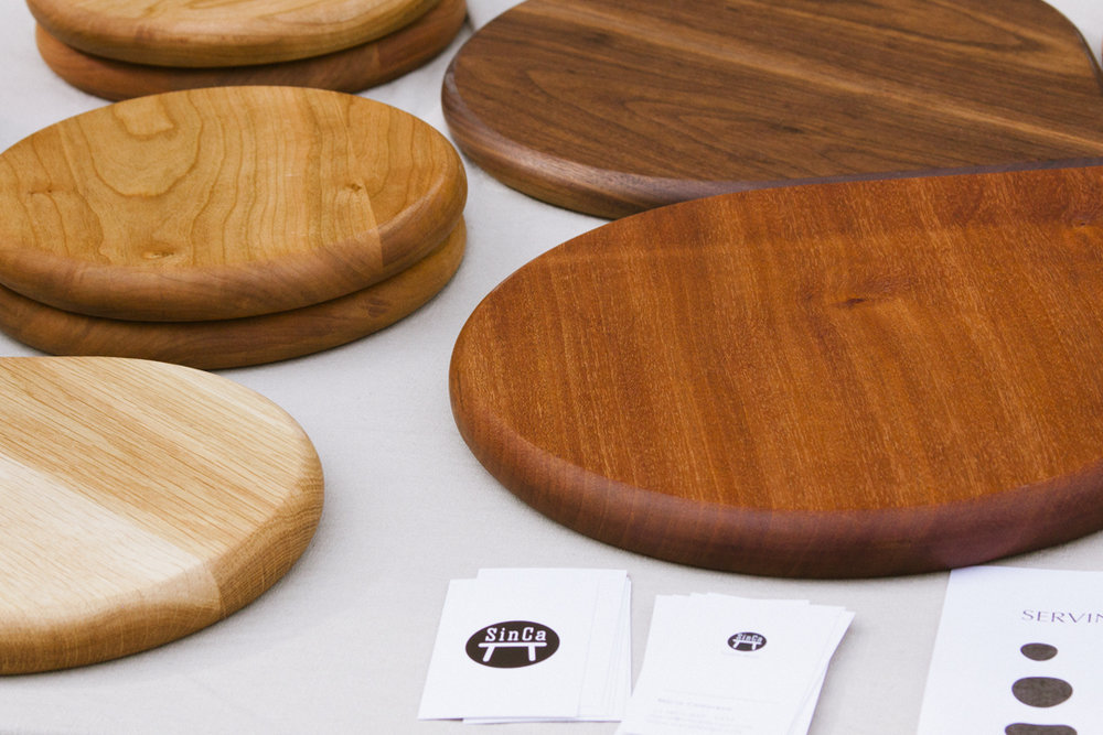 SinCa Design handmade furniture and tabletop items