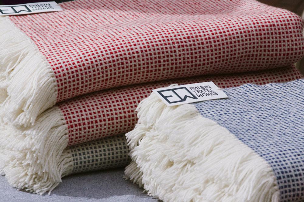 Emlein Textile Worksblankets