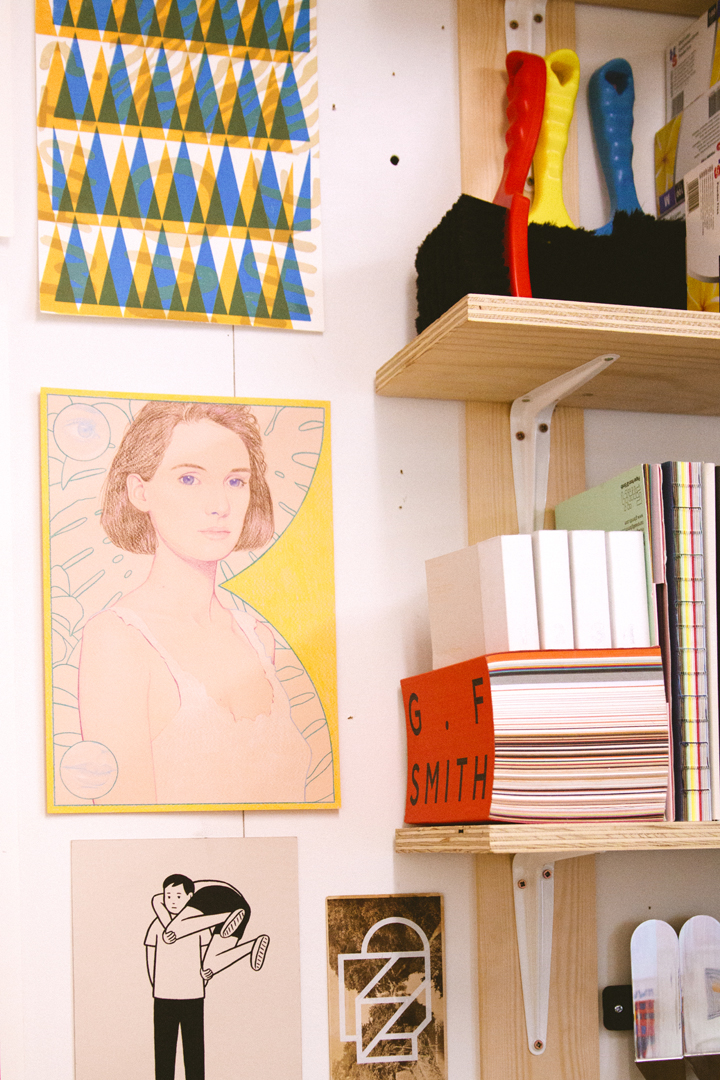 Studio Visit: South London Print Studio on the Print Club Ltd. Journal