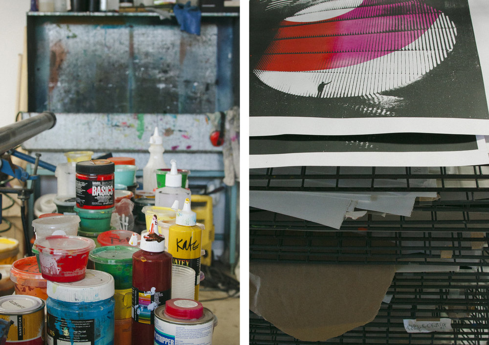Studio visit with Kate Banazi on the Print Club Ltd. Journal