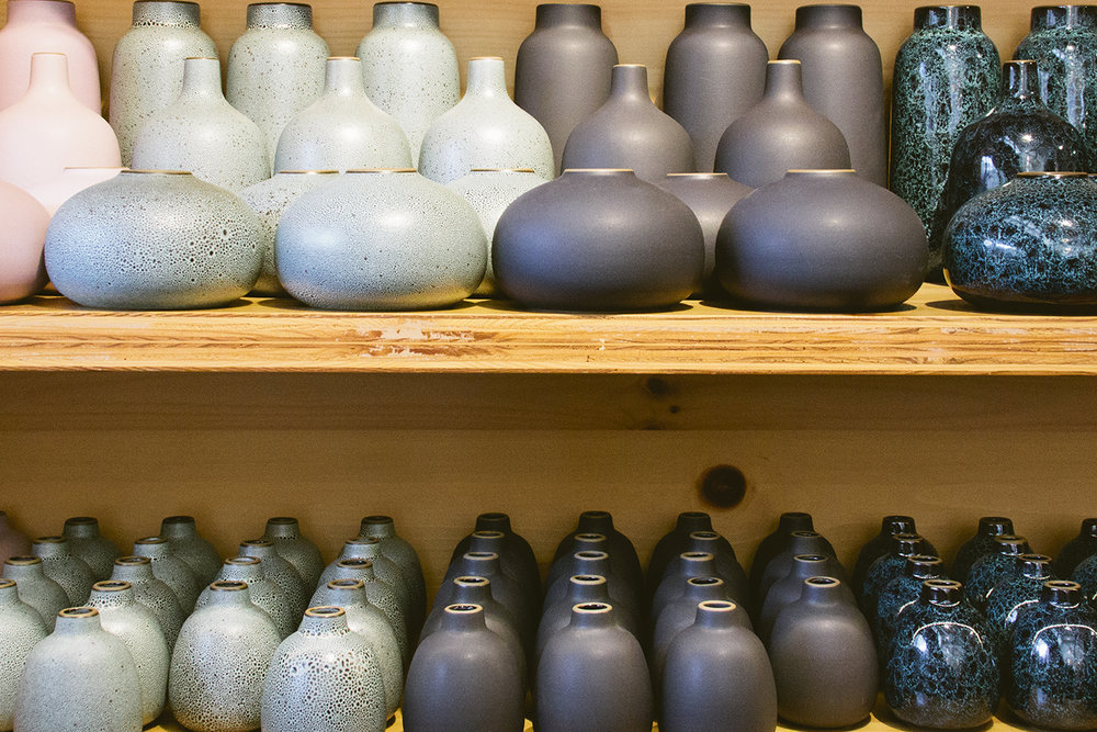 Print Club ltd. visits Heath Ceramics in San Francisco
