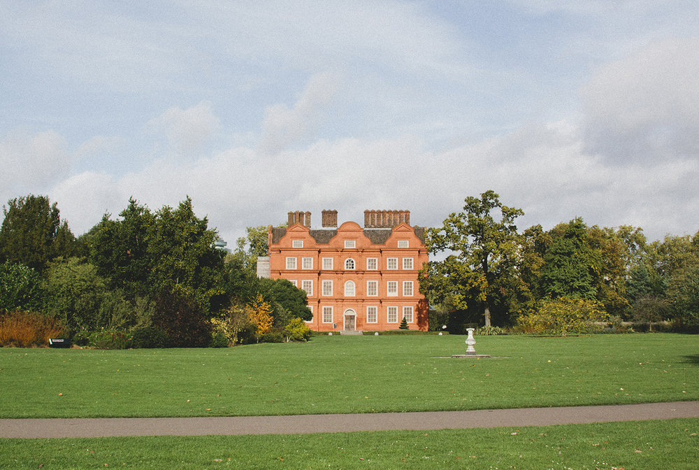 A Visit to The Royal Botanic Gardens at Kew — Print Club Ltd.