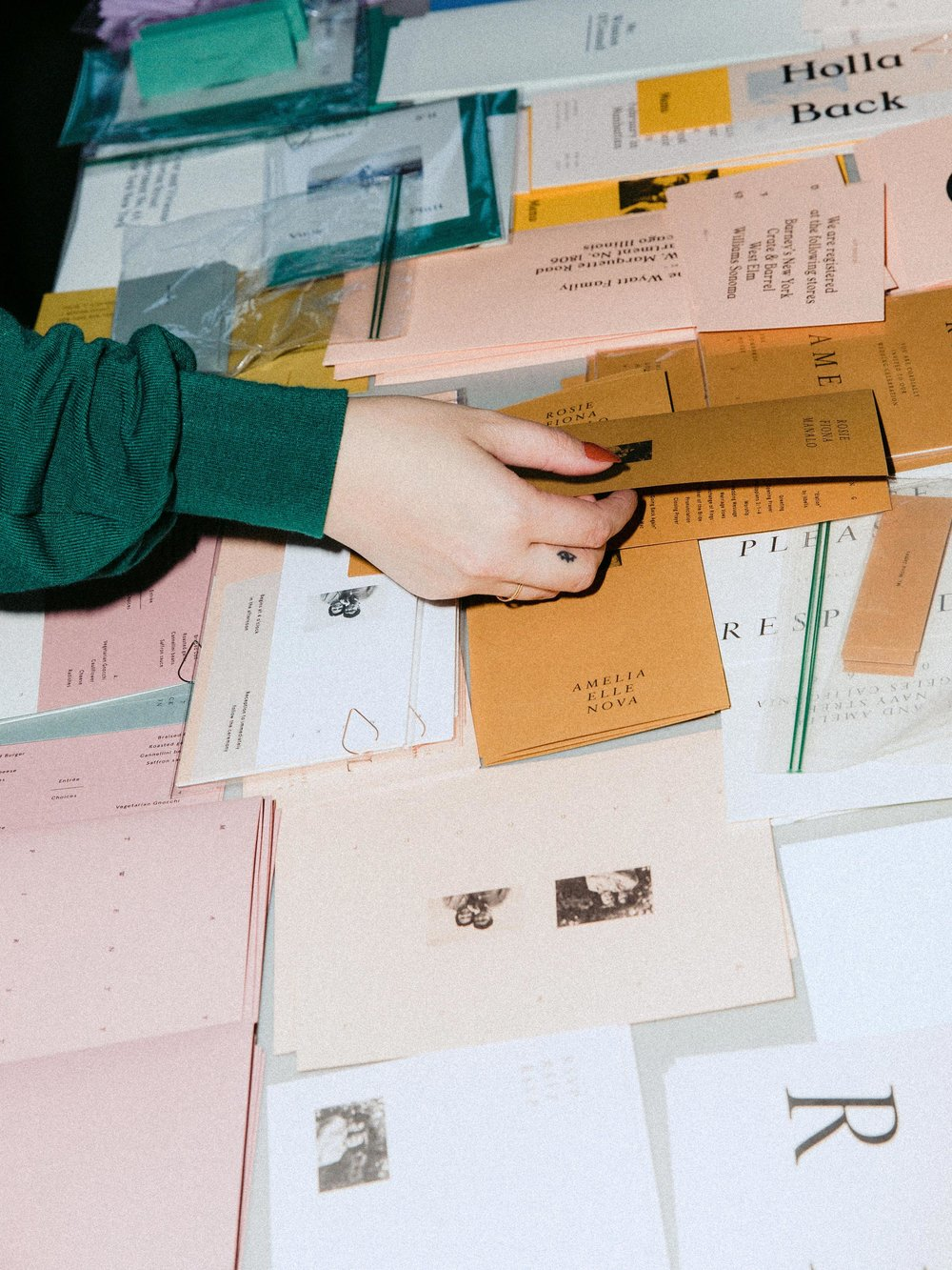 Interview with Katrina from Goods Gang on the Print Club Ltd. Journal