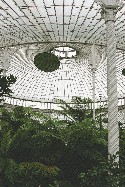 Print Club Ltd. visits the Glasgow Botanic Gardens
