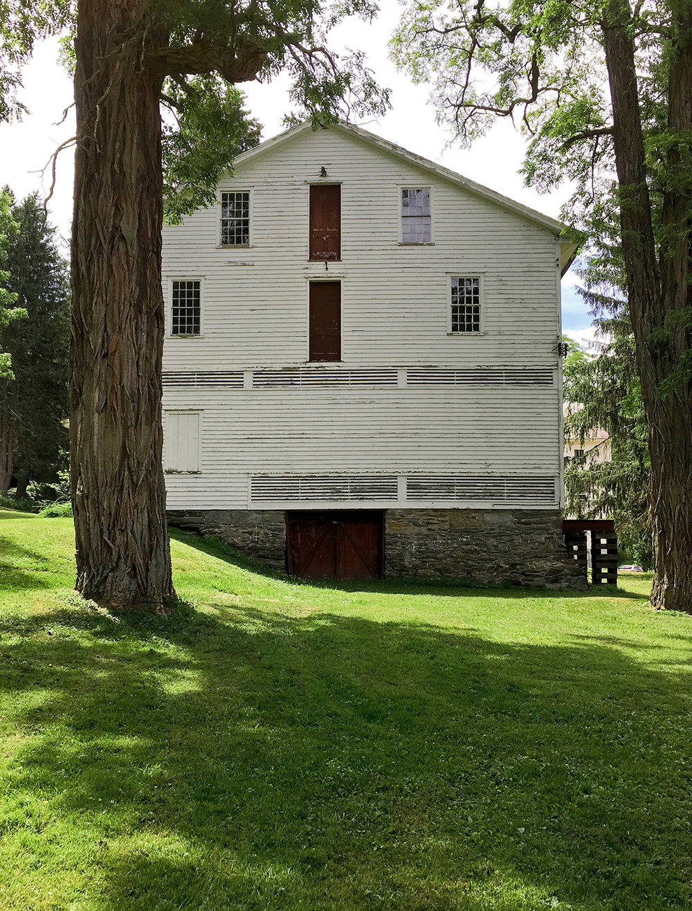 Amie Cunat Visits the Shaker Museum | Mount Lebanon from the Print Club ltd. Journal