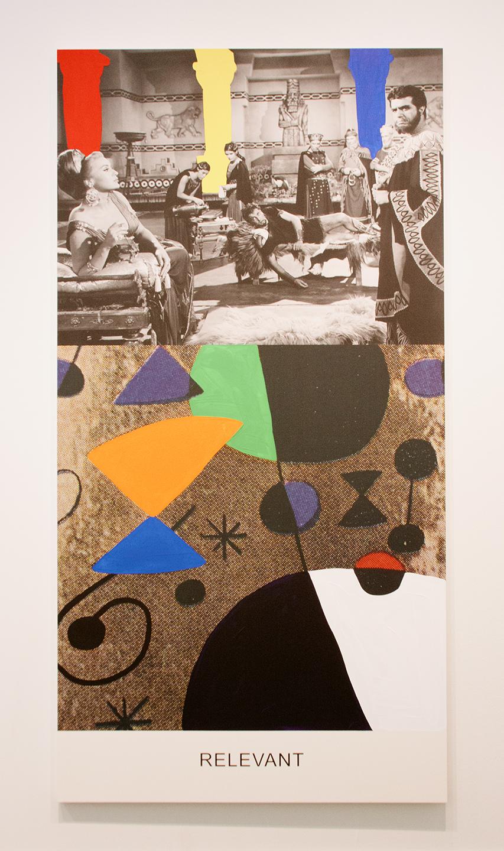John Baldessari at  Marian Goodman , New York