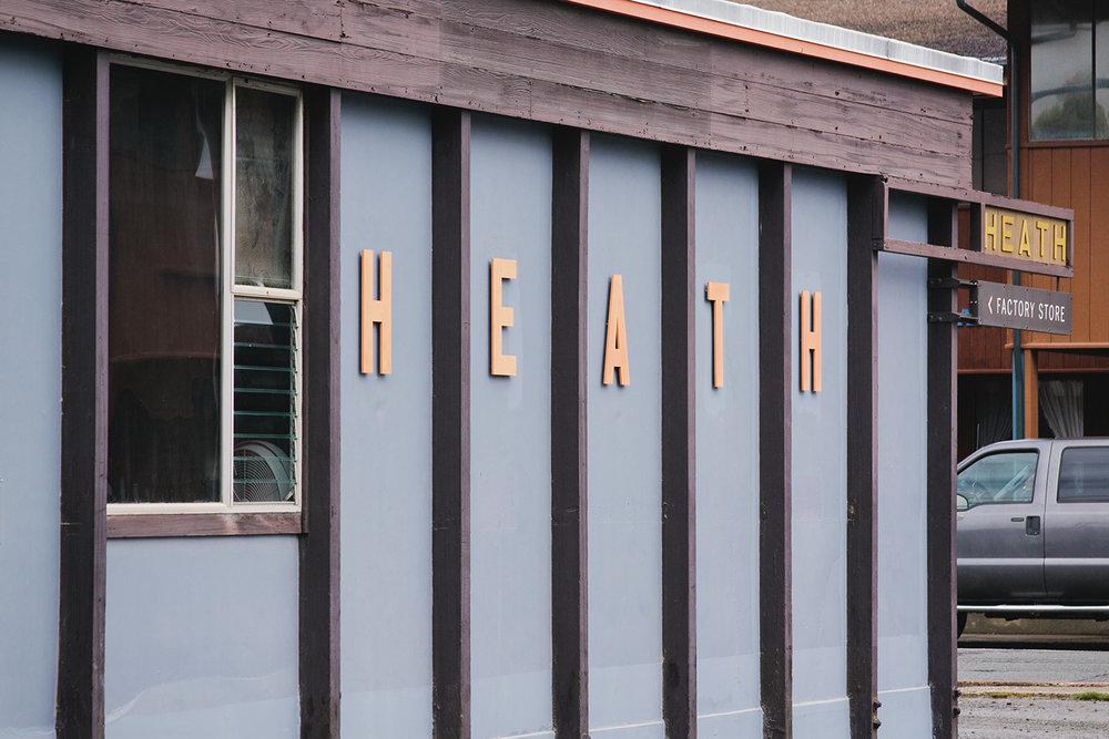 Touring the Heath Factory on the Print Club Ltd. Journal