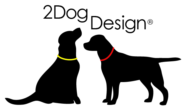 2Dog Design® | Graphic Design & Illustration