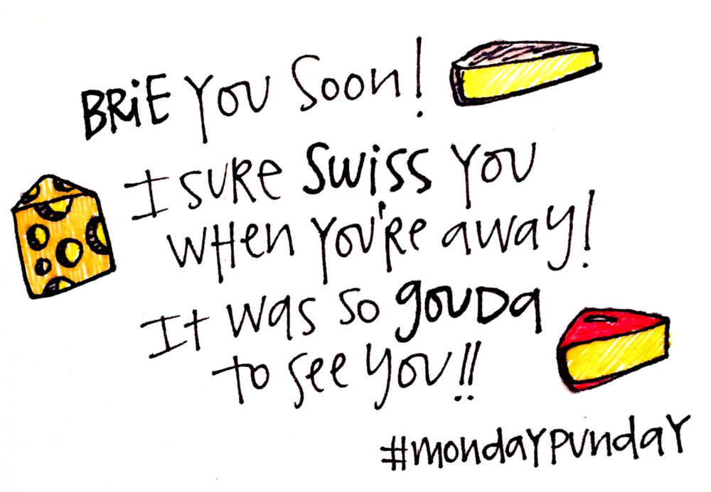 (The original #mondaypunday joke I made.)