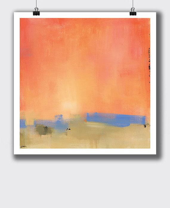 A minimalist sunrise by Jacquie Gouveia