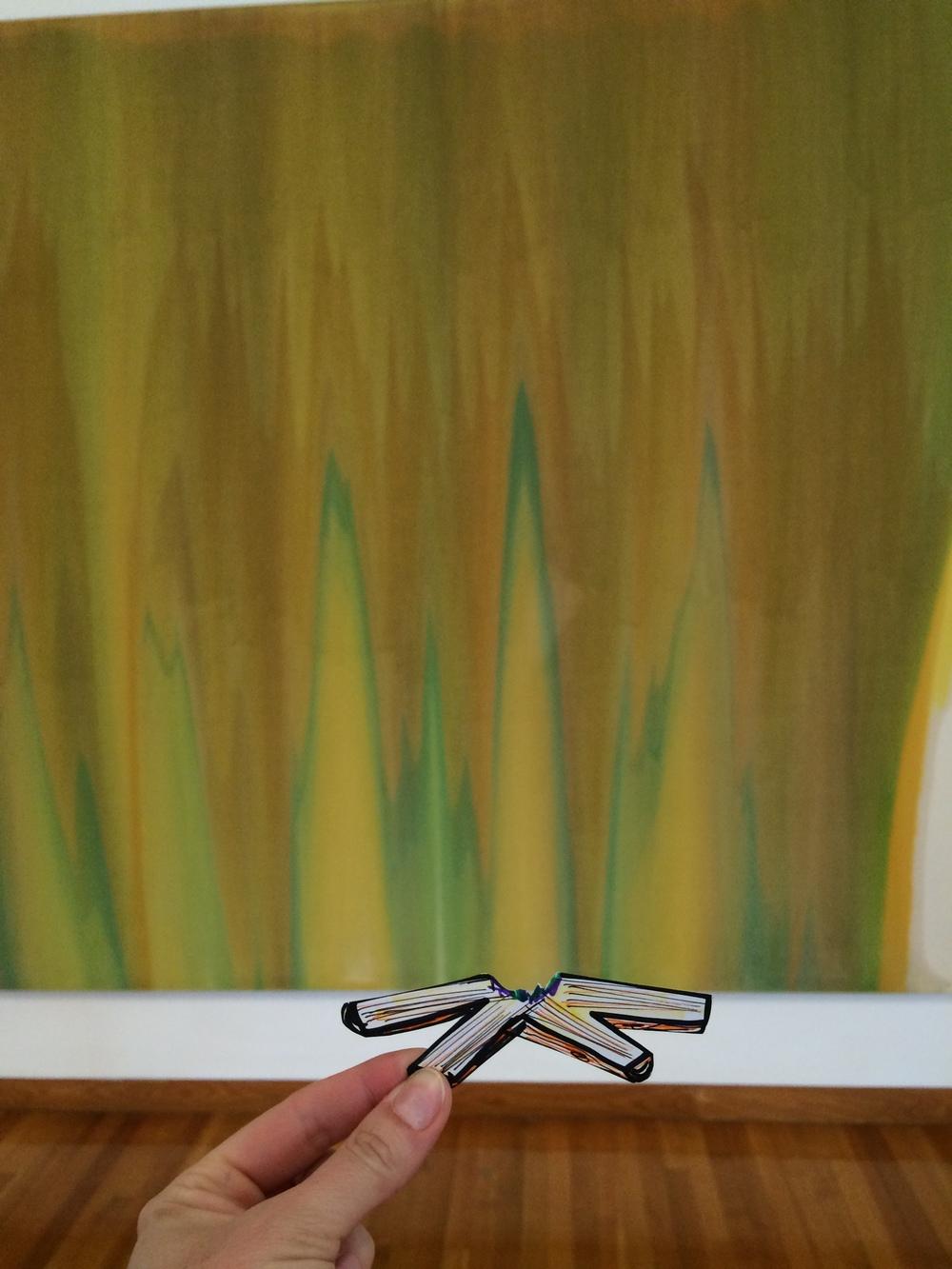 Untitled Number 189 , Morris Louis