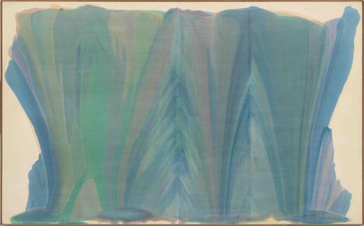 TET, 1958 [Morris Louis]